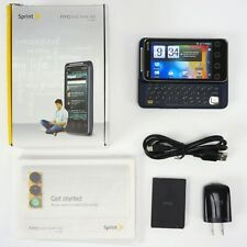 HTC Evo Shift 4G Droid Sprint Android Smart Cell Phone WiFi Camera GPS Clean ESN
