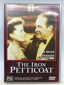 The Iron Petticoat - DVD - AusPost with Tracking