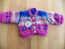 Vintage Boyds Bears Bearwear Sweater Pink Lavender Pattern New Old Stock