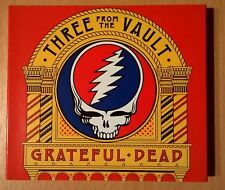 THE GRATEFUL DEAD Three From The Vault Live (2CD neufs/mint) RARE
