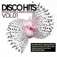 Disco Hits 1-Kickin' House & Dance Sounds (2014, MORE) DJ Antoine vs Ma.. [2 CD]