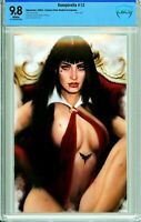 Vampirella #12 Comics Elite Piper Rudich Virgin Exclusive - CBCS 9.8!