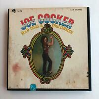 JOE COCKER Mad Dogs & Englishmen OR6002 Reel To Reel 7 1/2 IPS A&M