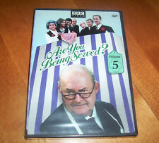 ARE YOU BEING SERVED? V.5 Volume 5 Classic British Comedy BBC TV NEW & SEALED