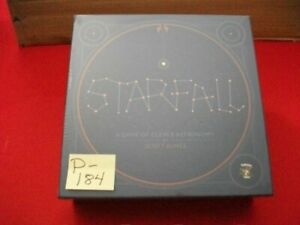 FACTORY SEALED 2016 STARFALL GAME-A GAME OF CLEVER ASTRONOMY BY SCOTT ALMES NISB