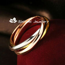 Unbranded Yellow Gold Plated Rolling Fashion Rings