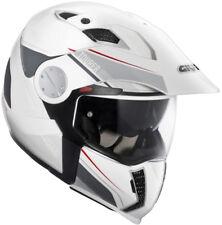 Casco helmet capacete helm crossover tourer bianco GIVI hx01 7 in 1 taglia XL