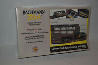 Bachmann 15115 Locomotive Maintenance Building Ho Scale Kit