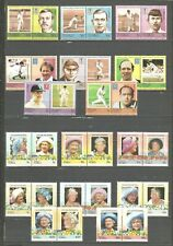 Lot of different stamps of tuvalu (new)
