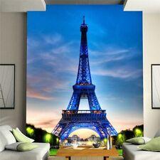 Classic Eiffel Wallpaper Background City Tower Designs Non Woven Interior Decors