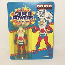 Super Powers Orion 33 Back Series 3 MOC Vintage Kenner Superman Batman