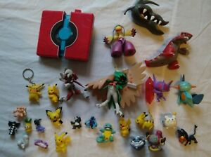 Pokémon Figure Bundle Joblot. Various Sizes TOMY Etc Figurines And Pokedex