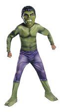 Hulk Age of Ultron Costume Marvel Comics Size Medium 8-10 Brand New