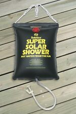 Super Solar Shower 5Gal Portable Boating Camping Pool Beach Water Swimline 40331
