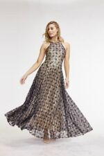 NEW ANTHROPOLOGIE OCTAVIA LENNOX LACE MAXI DRESS BY EVA FRANCO GOWN NWT 12 $318