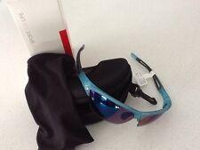 Bolle Sunglasses Helix Satin Crystal Blue