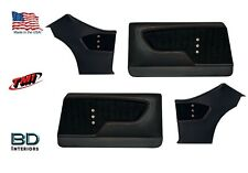 Custom Made Molded Sport XR Door & Quarter Panels For 1968 Chevrolet Chevelle's