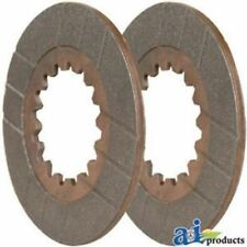 1345726C1 Disc; Parking Brake (2 Pack) Fits Case IH Tractor MX100 MC100C MX110