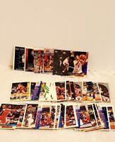 Chicago Bulls NBA Basketball Cards, 52 ORIGINAL Cards Michael Jordan, John Paxso