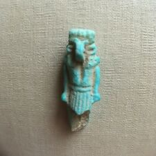 Egyptian Faience Thoth Amulet