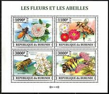 Burundi 2013 Insects Honey Bees sheet of 4 MNH**