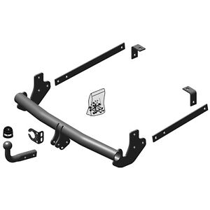Brink Towbar for Toyota Proace Estate / Van (WOHC) 2007-2016 - Swan Neck Tow Bar