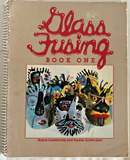 Glass Fusing Book One VITREOUS PUBLICATIONS Spiral/Comb
