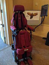 Genie v2 Standing Power Wheelchair with many options EZ Lock ready