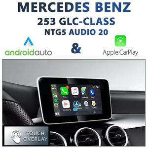 [Audio20] Mercedes Benz C253 GLC-Class Touch CarPlay & Android Auto Integration