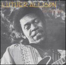 Love Me Papa - Luther Allison (1992, CD NIEUW)