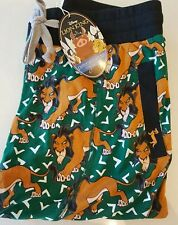 New Men's  Peter Alexander The  Lion King Shorts   Size Small RRP$69.95