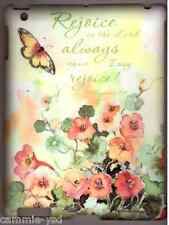 iPad 2/3/4 Snap on Case REJOICE In The Lord by Susan Winget NEW