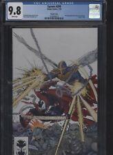 Spawn #299 CGC 9.8 virgin variant Amazing Spider-Man #299 cover homage
