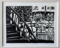 Shiko Munakata - Xilografia del 1963