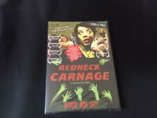 Redneck Carnage DVD Count Zee Redux Box Set NEW! Sealed! Free Shipping!