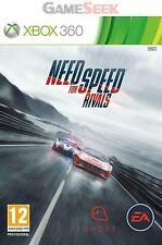 NEED FOR SPEED RIVALS - XBOX 360 BRAND NEW FREE DELIVERY