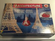 Matchitecture Effel Tower Wooden Microbeam Model Structure Kit