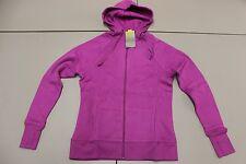 Women's Tek Gear Full-Zip Fleece Hoodie - Regal Magenta Pink - Medium