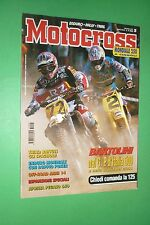 MOTOCROSS 5 MAGGIO 1997 MONDIALE CROSS 125 250 500/ TEST APRILIA PEGASO 650
