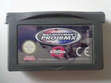 Gameboy Advance juego-Mat Hoffman's Pro BMX (módulo)