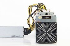 Antminer L3+ 504MH/s Litecoin Miner With APW3 PSU  ~  New Never Opened ~