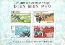 Timbres Armée Dien Bien Phu Viet Nam du Nord BF8A ** (41666AB) - cote : 15 €