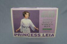 Star Wars Princess Leia 1/6 soft vinyl kit vintage 1994 Kaiyodo