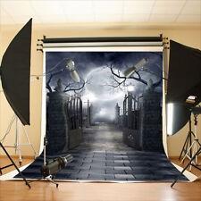 Halloween Vinyl Studio Backdrop Photography Prop Photo Background 1*1.5m