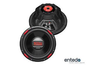 BOSS AUDIO AR120DVC 302mm 12 Zoll Subwoofer Lautsprecher Bass Box Auto PKW NEU