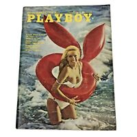 Vintage Playboy Magazine Issue August 1972