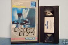 [1093] Il portiere di notte (1974) VHS 1° ed.