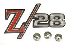 69 Camaro Z/28 Fender Emblem Each, NIP,