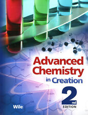 Apologia Advanced Chemistry in Creation 2nd Edition Set - Jay Wile Hardcover NEW