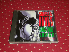 "CD SHABBA RANKS ""HARDCORE LOVING"" 10 TITRES / ANCHOR - SPV, 1993"